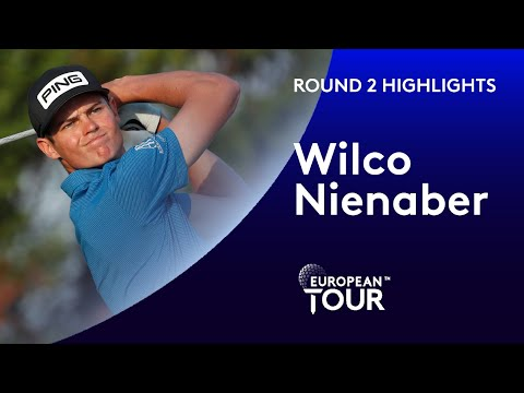 Wilco Nienaber fires second round 65 in Vilamoura | 2020 Portugal Masters