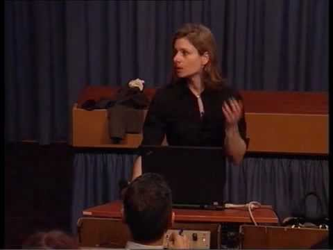 Lisa Randall - Extra Dimensional Particle Resonances at the LHC (1/3)