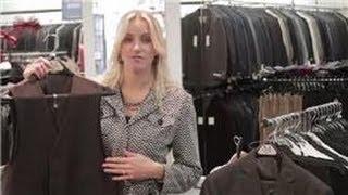 Fashion Basics for Men : Suit Vest Styles