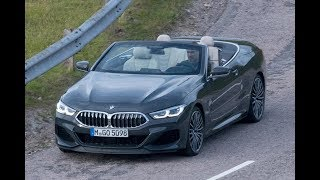 2019 BMW 8 Series Convertible Official Launch Film
