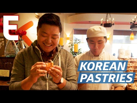 Korean Pastries Are European Influenced, But Stuffed With Azuki Beans — K-Town