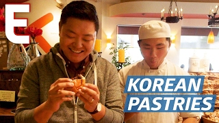 Korean Pastries Are European Influenced, But Stuffed With Azuki Beans - K-Town