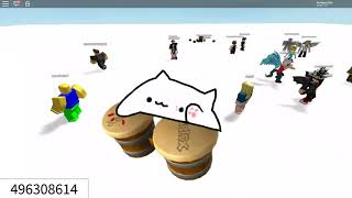Bongo Cat - My Hero Academia OP1 [ROBLOX]