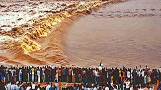 Unbelievable Biggets Monster Flash Flood Caught On Tape ✔P13