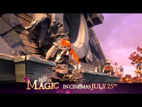 "The House of Magic UK 10"" TV SPOT"