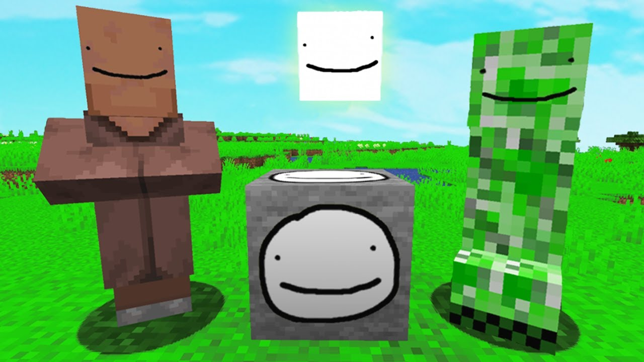 Download If Dream Took Over Minecraft