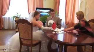Свадьба Дениса и Виктории