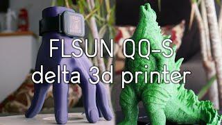 Envoûtante laps de temps d'impression 3D QQ FLSUN Épisode 21-S