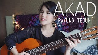 AKAD Payung Teduh Live Cover by Shely Che