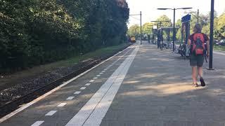 Beladen militaire trein door Ermelo!// Dutch trains
