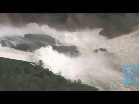 Oroville Dam Is A False Flag!