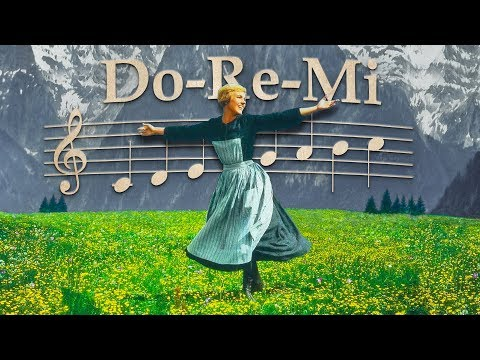 Do-Re-Mi from The Sound of Music - Piano Tutorial thumbnail