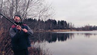 4 Ноября поездка на рыбалку на озеро за щукой