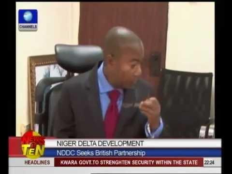NDDC seeks British partnership in Delta development