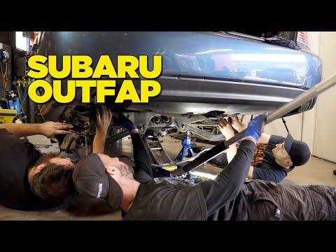 Subaru OUTFAP