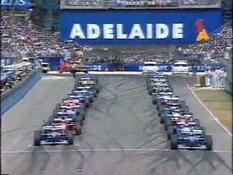 1995 EDS Grand Prix of Australia - Adelaide [Part 1]
