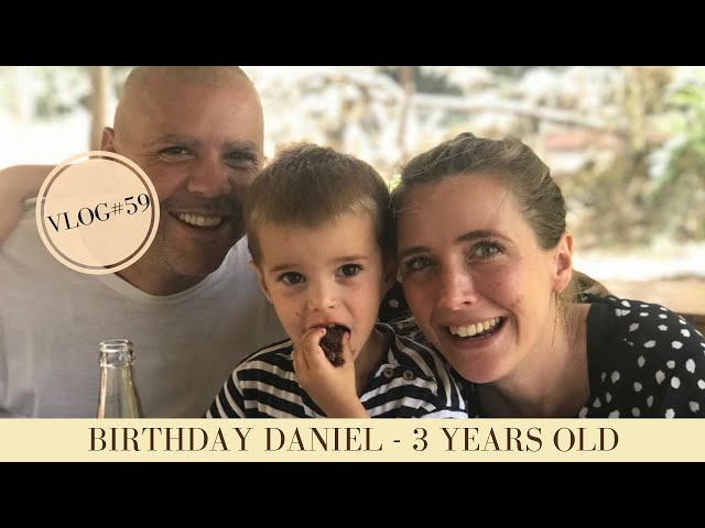 Daniels 3rd birthday in Tanzania | Makasa Tanzania Safari ǀ VLOG #59