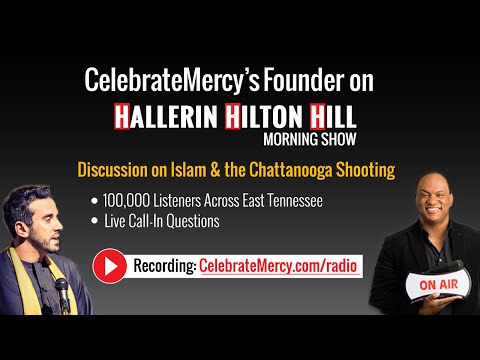 Muslim Interviewed on HUGE Tennessee Radio (100,000 Listeners)