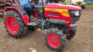 Mahindra Jivo 245 Di 4wd Mini Tractor Full Features and Specifications |Overview and walk around