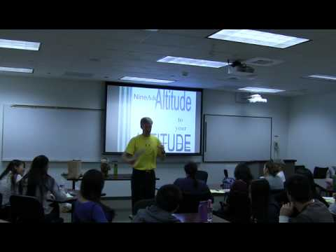 Education 320: Stress Management (Health Class)