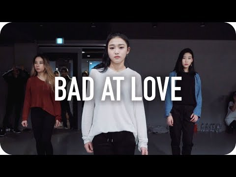 Bad At Love  Halsey  Yoojung Lee Choreography