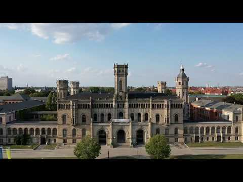 Hannover Leibniz University Drone Flight