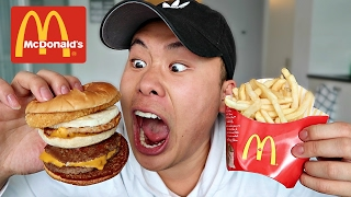 5 MCDONALD'S SECRET MENU HACK!!! (YOU'RE EATING IT WRONG) thumbnail