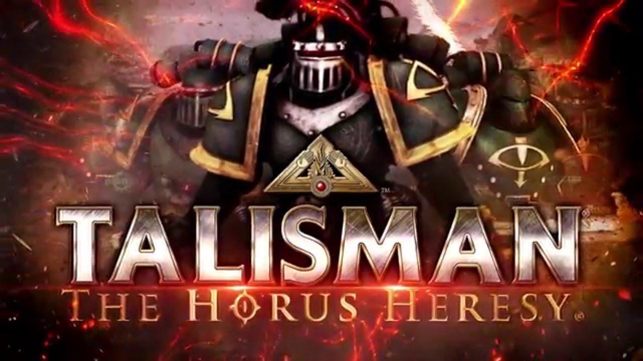 Talisman: The Horus Heresy Teaser Trailer