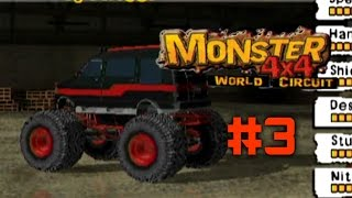 Monster 4X4 World Circuit Ep. 3 - The Optimal Truck