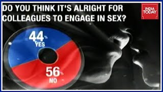 How Common Is Sex At The Workplace?   Indians Open Up In India Today's Sex Survey, 2018