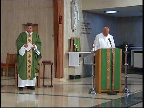 Mass For Shut Ins 26th Sunday in Ordinary Time October 1, 2017