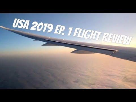 USA 2019 | United Airlines UA870 | Sydney To San Francisco | Economy | 787-9 | Flight Review