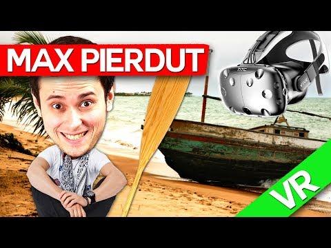 Max PIERDUT pe OCEAN! Raft VR ! (HTC VIVE) SPECIAL!