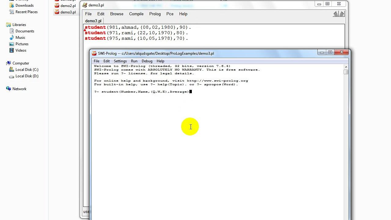 swi prolog gratuit 32 bits