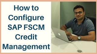 How to configure SAP FSCM Credit Management | Simplified Pricing & Sales Fiori Apps in S/4 HANA