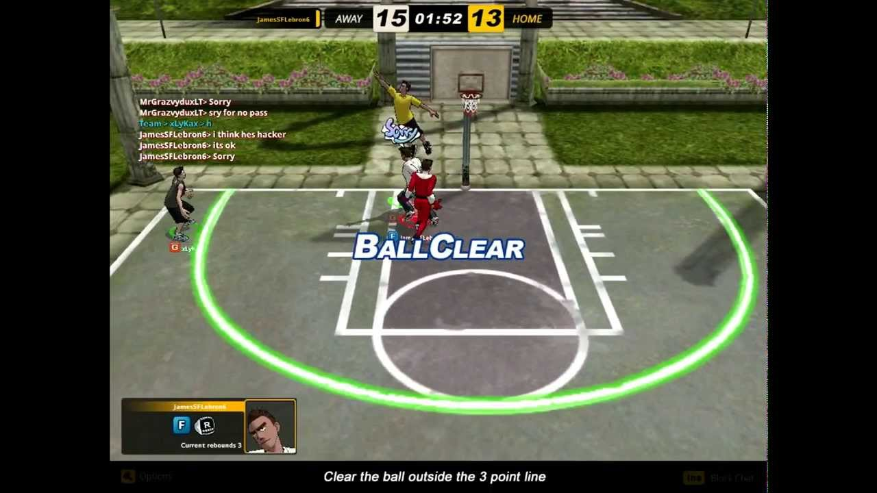 Freestyle Street Basketball Gameplay Free Online PC