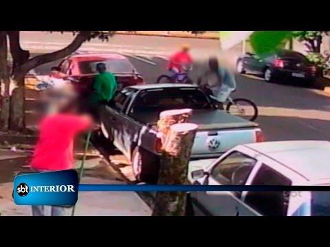 Vídeo mostra adolescente matando jovem durante briga de gangues em Andradina