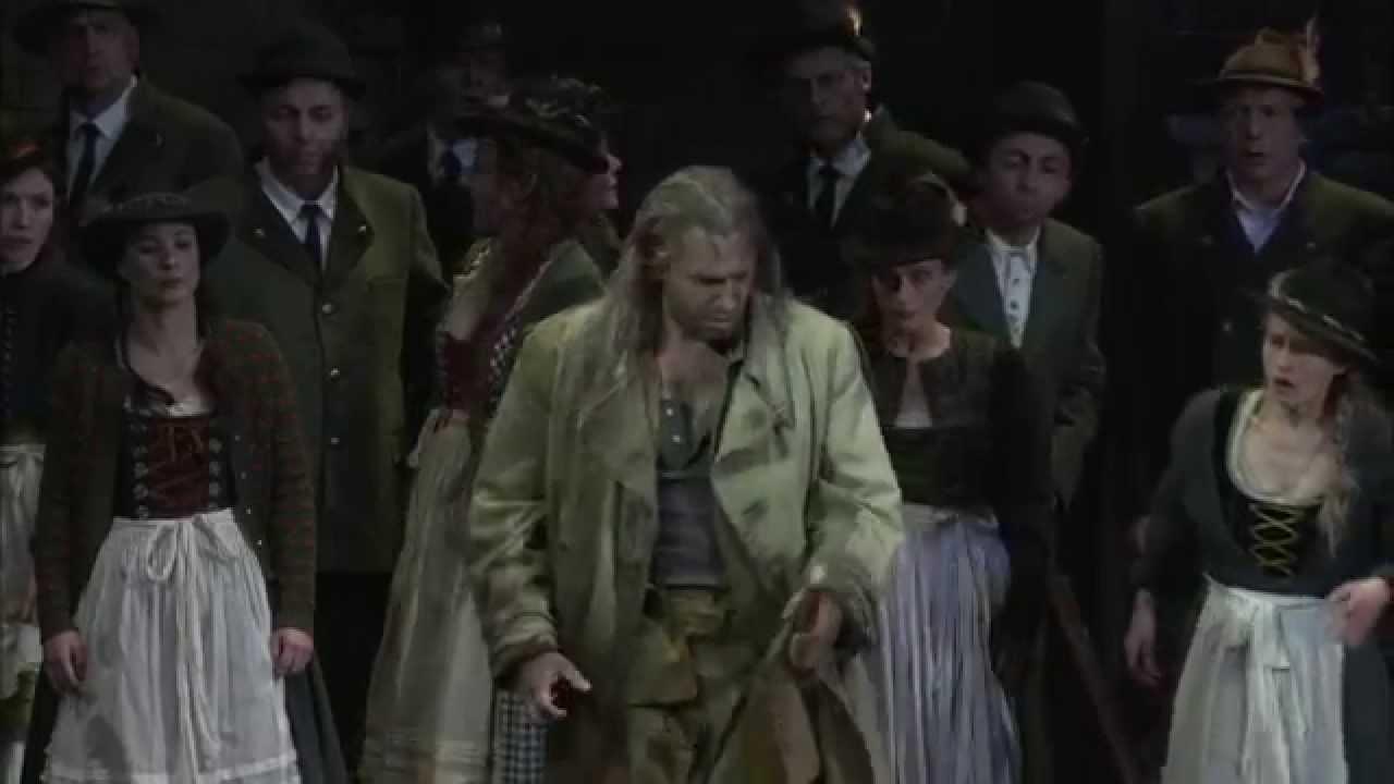 Carl Maria von Weber - Der Freischütz from Semperoper Dresden