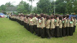 Kemah tahunan SMK Negeri 2 Magelang,SMK N 2 Magelang,Magelang,Jambore Nasional,Pramuka