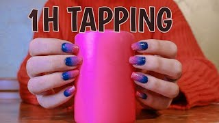1H OF TAPPING NO TALKING! ASMR