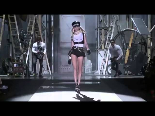 Cara Delevingne COLLECTION OF SHOWS
