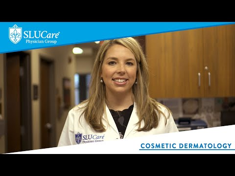 What Is Cosmetic Dermatology? - SLUCare Cosmetic Dermatology