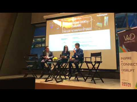 Fireside Chat: Thailand's Foreign Investment Opportunities - WD Networking Event: Thailand Series