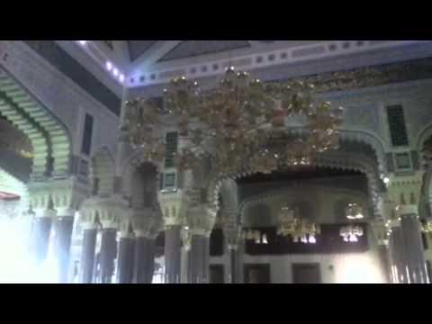 Saleh Mosque in Yemen