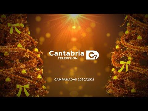 Retransmisión Campanadas 2020/2021 Cantabria Television