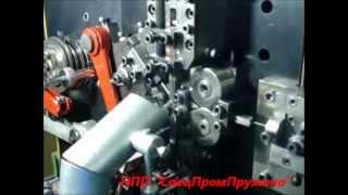 Производство пружин под заказ.wmv(Завод НПП