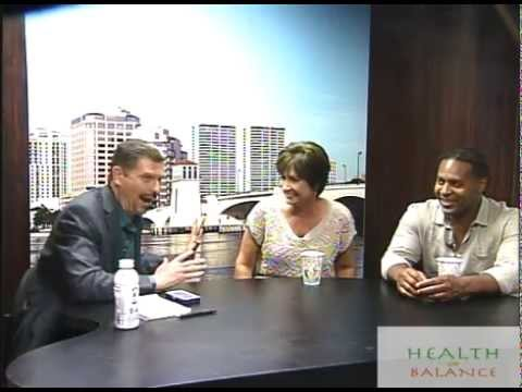 Health in Balance Radio TV behind the scenes with Dr Ken, C Mag & Mike McGann