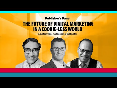 The future of digital marketing in a cookie-less world