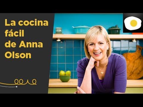 Nuevo programa de Anna Olson: La cocina fácil de Anna Olson