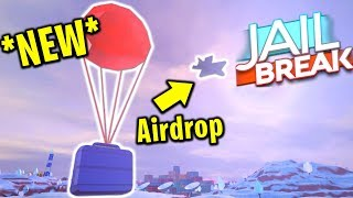 NEW Jet Airdrops ANNOUNCED (Roblox Jailbreak)